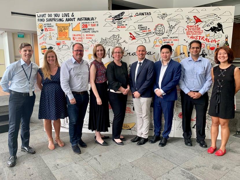 Austrade 2019 cohort